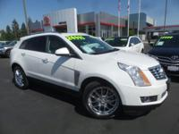 2014 Cadillac Srx PERFORMANCE COL with 45716 miles.