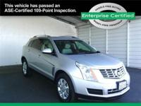 Cadillac SRX Luxury crossover purchasers, have a look
