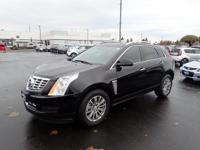For a smoother ride, opt for this 2014 Cadillac SRX