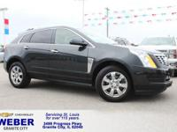 New Price! Gray Cadillac SRX **ANOTHER WEBER 1-OWNER
