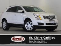 Trustworthy and worry-free, this 2014 Cadillac SRX