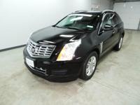 Options:  2014 Cadillac Srx Luxury|Black|Cadillac