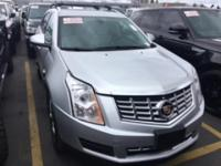 SRX Luxury All Wheel Drive in Excellent Condition.