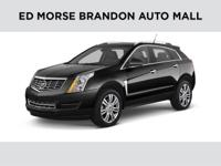 This 2014 Cadillac SRX Luxury Collection is proudly