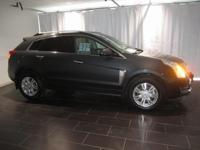 Options:  2014 Cadillac Srx Luxury|Gray|Clean Carfax.