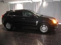 Options:  2014 Cadillac Srx Luxury|Black|Clean Carfax.