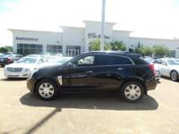Options:  2014 Cadillac Srx Luxury Collection|Black