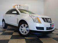 Options:  2014 Cadillac Srx Luxury|Silver|4D Sport