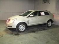 Options:  2014 Cadillac Srx Fwd 4Dr Luxury