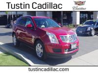 Luxury Collection trim. Cadillac Certified, CARFAX