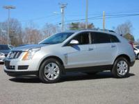 Check out this gently-used 2014 Cadillac SRX we