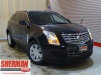 New Arrival! CarFax 1-Owner, This 2014 Cadillac SRX