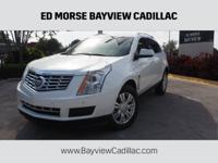 Options:  2014 Cadillac Srx Luxury|Luxury Collection