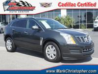 Cadillac Certified, GREAT MILES 24,202! FUEL EFFICIENT