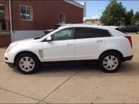 Options:  2014 Cadillac Srx Luxury Collection|Luxury