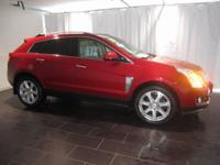 Options:  2014 Cadillac Srx Performance|Red|Clean