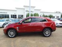 Options:  2014 Cadillac Srx Performance