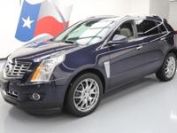 2014 Cadillac SRX with Leather Seats,Power Front