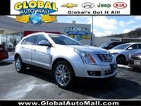 Great deal on this 1-owner Cadillac SRX Performance