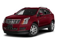 2014 SRX, 27,251 miles, options include: an Auxiliary