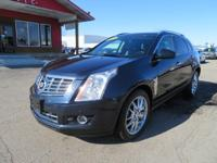 Options:  2014 Cadillac Srx Navigation! Moonroof!