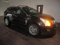 Options:  2014 Cadillac Srx Premium|Black|Clean Carfax.