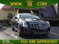 Options:  2014 Cadillac Xts: Starting At Just Under