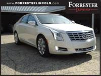 2014 Cadillac XTS Premium White Diamond Tricoat,