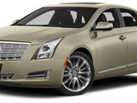 Certified. Silver Coast Metallic 2014 Cadillac XTS