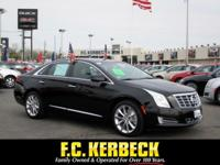 CarFax 1-Owner, This 2014 Cadillac XTS Luxury will sell