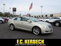 CARFAX 1-Owner! This 2014 Cadillac Xts Luxury, has a