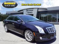 Recent Arrival! Black Raven 2014 Cadillac XTS Luxury 4D