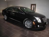 Options:  2014 Cadillac Xts Luxury|Black|Clean Carfax.