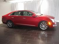 Options:  2014 Cadillac Xts Luxury|Red|Clean Carfax. **