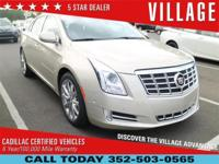 Low Low Miles! Super Clean!!! CADILLAC CERTIFIED*6