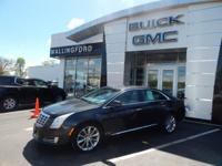 Navigation, Sunroof, XTS Premium, AWD, and UltraView