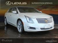 Clean CARFAX. CARFAX One-Owner.  2014 Cadillac XTS