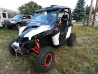 520 miles - street legal - power steering - doors,