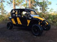 2014 CAN-AM Maverick Max 1000RS, Maverick MAX The