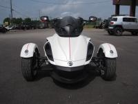 Spyder with the 998cc fuel injected rotax engine and it