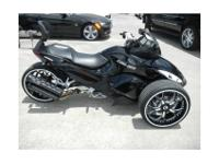 2014 Can-Am Spyder RS-S SE5, 2014 CAN-AM RS SPYDER - 1