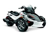 2014 Can-Am Spyder RS-S SM5 True sport device all set