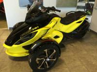 2014 Can-Am Spyder RS-S SM5 2014 Can-Am Spyder RS-S SM5