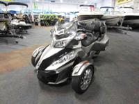 SUPER CLEAN 2014 CAN-AM SPYDER RT LTD SE6 WITH ONLY