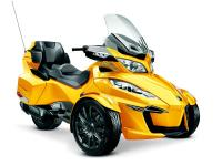 2014 Can-Am Spyder RT-S SM6 2014 Motorcycles