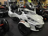 2014 Can-Am Spyder RT-S SM6 TOURING! Motorcycles