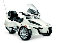 2014 Can-Am Spyder RT SE6 Demo Model All rebates