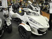 2014 Can-Am Spyder RT SE6 TOURING! Motorcycles Touring