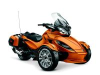 2014 Can-Am Spyder ST Limited DEMO Motorcycles Sport