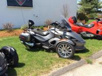 2014 Can-Am Spyder ST Limited Clean trade super low